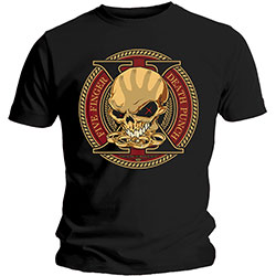 Five Finger Death Punch Unisex Tee: Decade of Destruction