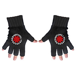 Red Hot Chili Peppers Unisex Fingerless Gloves: Asterisk