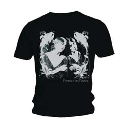 Florence & The Machine Unisex Tee: Negatives