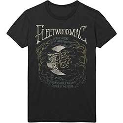 Fleetwood Mac Unisex Tee: Sisters Of The Moon