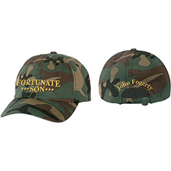 John Fogerty Unisex Baseball Cap: Fortunate Son