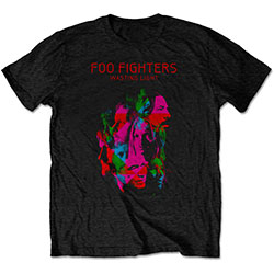 Foo Fighters Unisex Tee: Wasting Light