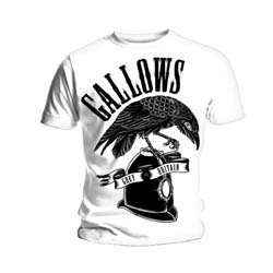 Gallows Unisex Tee: Grey Britain