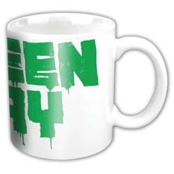 Green Day Boxed Standard Mug: Logo