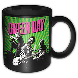 Green Day Boxed Standard Mug: Tour