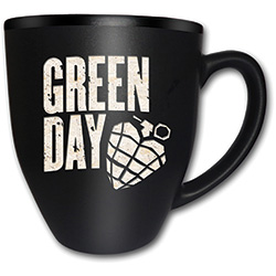 Green Day Boxed Premium Mug: American Idiot with Matt & Laser Etched Finish