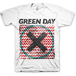 Green Day Unisex Tee: Xllusion