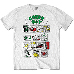 Green Day Unisex Tee: Dookie RRHOF