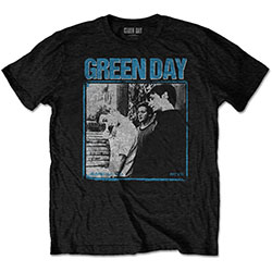 Green Day Unisex Tee: Photo Block
