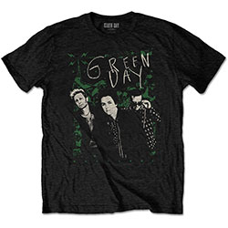 Green Day Unisex Tee: Green Lean