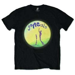 Genesis Unisex Tee: Watchers of the Skies