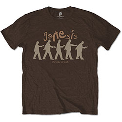 Genesis Unisex Tee: The Way We Walk