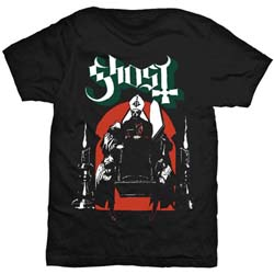 Ghost Unisex Tee: Procession