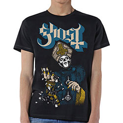 Ghost Unisex Tee: Papa of the World