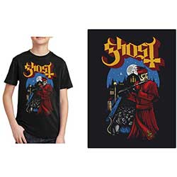 Ghost Kids Tee: Advanced Pied Piper