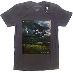 David Gilmour Unisex Tee: Rattle That Lock