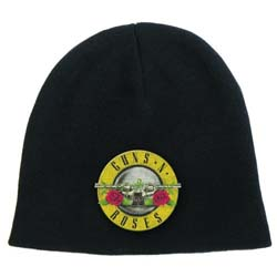 Guns N' Roses Men's Beanie Hat: Logo