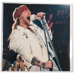 Guns N' Roses Greetings Card: Guns N' Roses