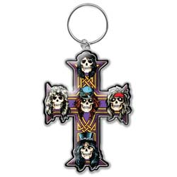 Guns N' Roses Keychain: Appetite (Photo-print)