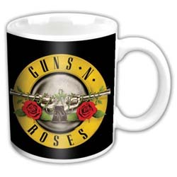 Guns N' Roses Boxed Mini Mug: Bullet