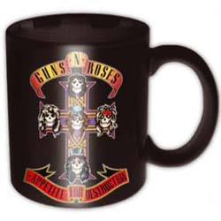 Guns N' Roses Boxed Standard Mug: Appetite for Destruction