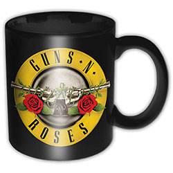 Guns N' Roses Boxed Giant Mug: Bullet
