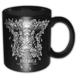 Guns N' Roses Boxed Standard Mug: Skeleton