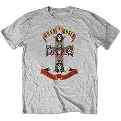 Guns N' Roses Kids Tee: Appetite for Destruction