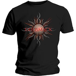 Godsmack Unisex Tee: When Legends Rise