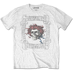 Grateful Dead Unisex Tee: Bertha with Logo Box