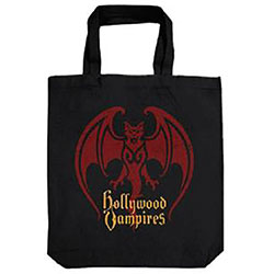 Hollywood Vampires Tote Bag: Bat (Ex Tour)