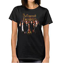 Hollywood Vampires Ladies Tee: Photo Vampires (Ex Tour)