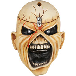 Iron Maiden Bottle Opener: Eddie Trooper Painted (Wall Mounted)