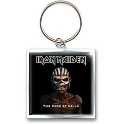 Iron Maiden Keychain: The Book of Souls (Photo-print)
