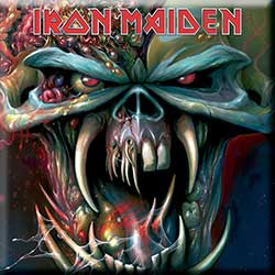 Iron Maiden Fridge Magnet: Final Frontier