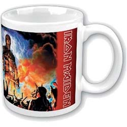 Iron Maiden Boxed Standard Mug: Wicker Man