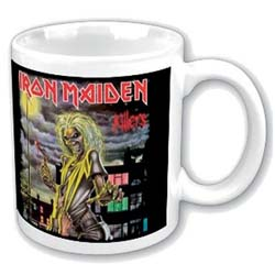 Iron Maiden Boxed Standard Mug: Killers