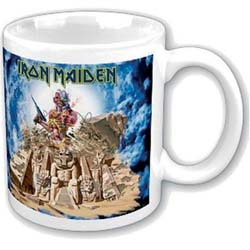 Iron Maiden Boxed Standard Mug: Somewhere Back in Time