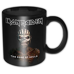 Iron Maiden Boxed Giant Mug: Book of Souls (Colour Version)