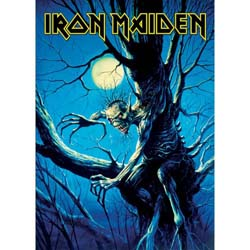 Iron Maiden Postcard: Fear of the Dark (Standard)
