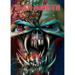 Iron Maiden Postcard: Final Frontier (Standard)
