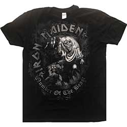 Iron Maiden Kids Tee: Number of the Beast