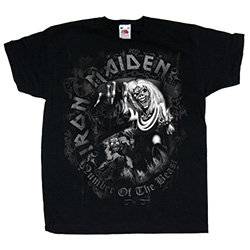 Iron Maiden Kid's Tee: Number of the Beast (Youth's Fit)