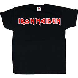 Iron Maiden Kid's Tee: Logo
