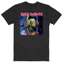 Iron Maiden Unisex Tee: No Prayer for the Dying