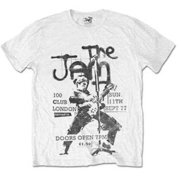 The Jam Men's Tee: 100 Club 77