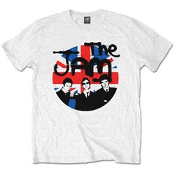 The Jam Men's Tee: Union Jack Circle