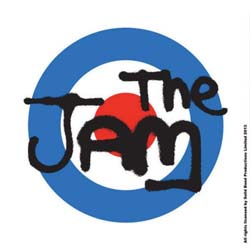 The Jam Single Cork Coaster: Classic Logo