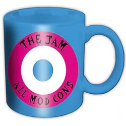 The Jam Boxed Standard Mug: All Mod Cons