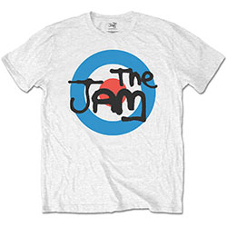 The Jam Men's Tee: Spray Target Logo (Retail Pack)
